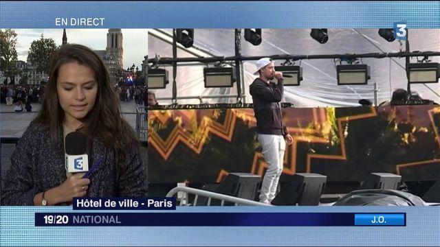 JO de Paris 2024 : journée de fête pour le retour de la délégation olympique