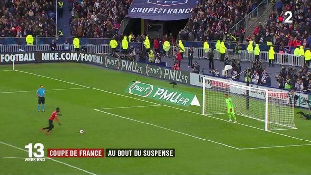 Football : le Stade Rennais vainqueur de la Coupe de France au bout du suspense