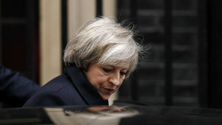 Le projet de loi doit maintenant être examiné à la chambre des Lords, qui pourront y ajouter de nouveaux amendements avant qu'il ne revienne au parlement. (ADRIAN DENNIS / AFP)