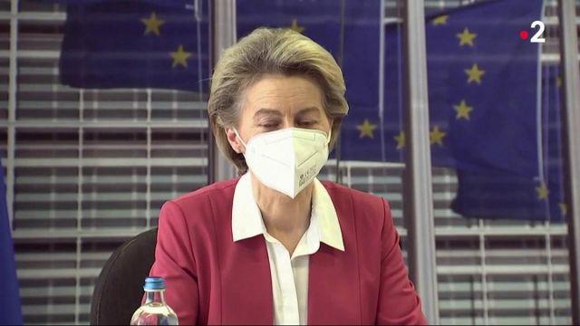 Europe : Ursula von der Leyen sous le feu des critiques
