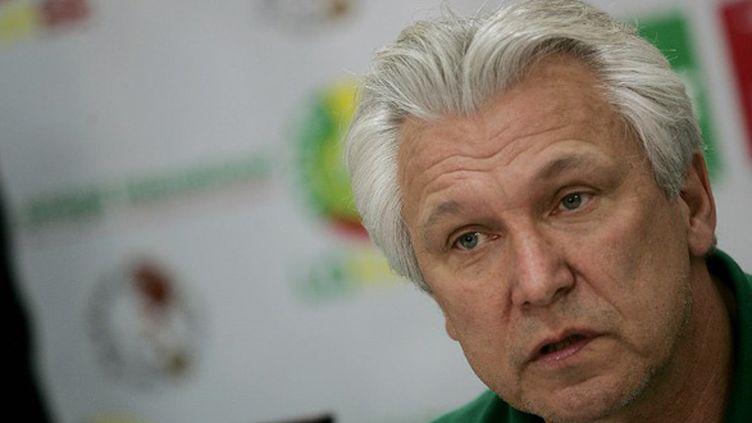 Henryk Kasperczak (GIANLUIGI GUERCIA / AFP)