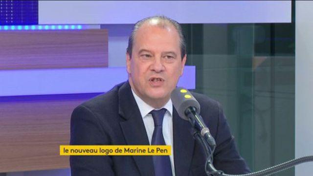 Jean-Christophe Cambadélis sur le nouveau logo de Marine Le Pen