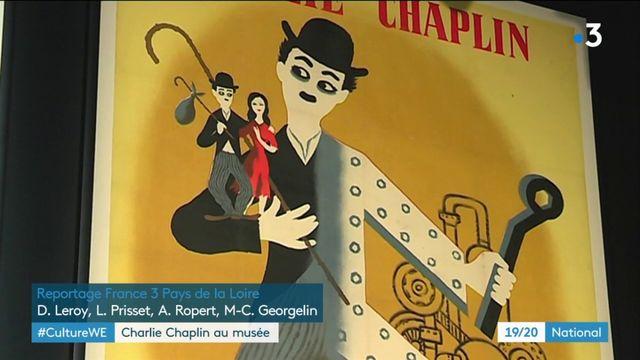 Nantes : Charlie Chaplin et son influence sur l'art de son temps au coeur d'une exposition