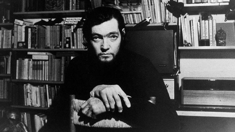 L'écrivain Julio Cortazar, en 1970  (OZKOK/SIPA)