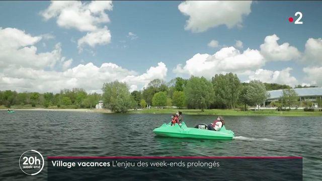 Déconfinement : les weeks-ends prolongés, l'enjeu des villages vacances