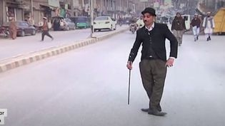 Usman, le Charlot pakistanais (FRANCEINFO)