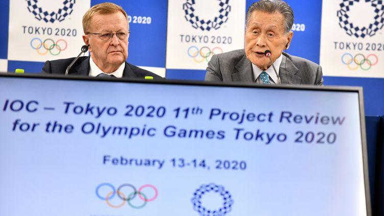 (KAZUHIRO NOGI / AFP)