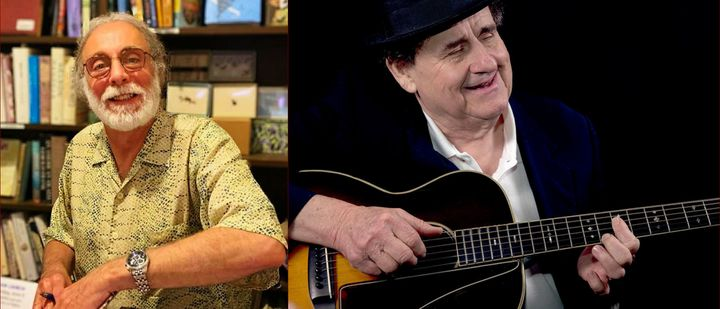 Bruce Conforth (à gauche) et Gayle Dean Wardlow (à droite) (DR)
