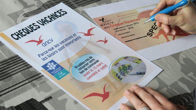 Plusieurs départements ont décidé d'offrir des chèques vacances à des soignants dans le cadre de l'épidémie de coronavirus. (JEAN-FRANÇOIS FREY / MAXPPP)