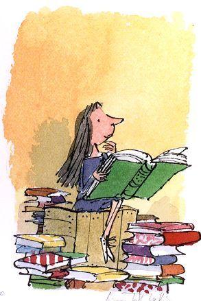 Matilda de Roald Dahl  (Folio)