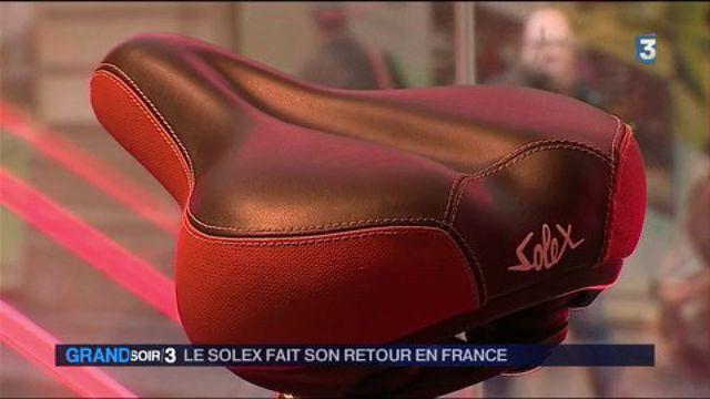 Le Solex fait son retour en France