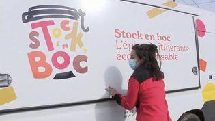 #InitiativeWE : une épicerie itinérante écoresponsable dans le Haut-Doubs (FRANCE 3)