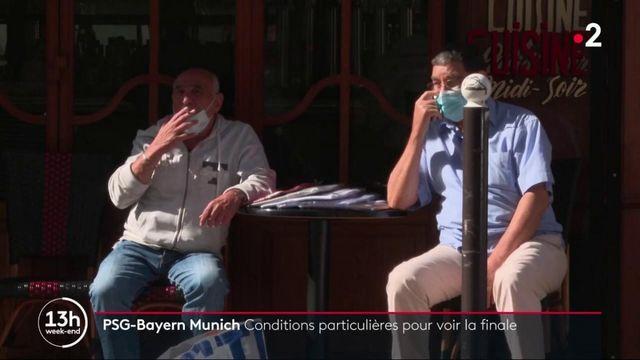 Ligue des champions : des conditions particulières pour voir la finale PSG-Bayern