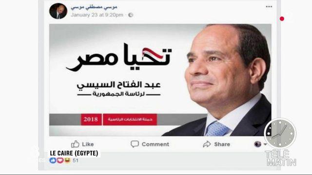 Egypte : élection présidentielle sans grand intérêt
