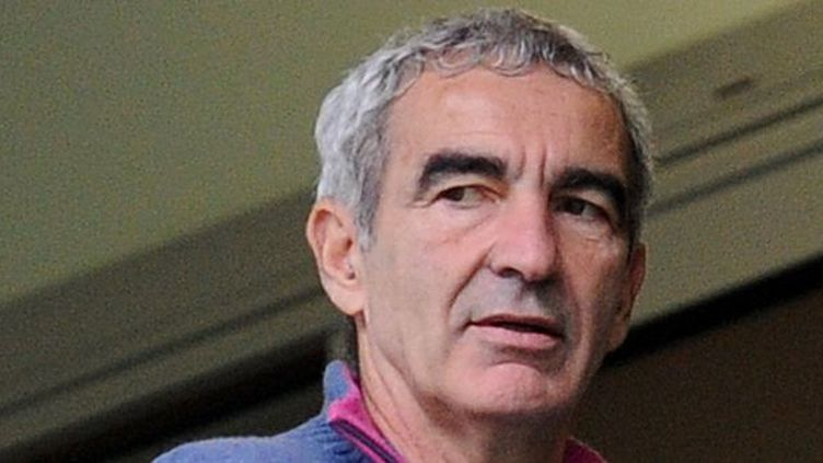 Raymond Domenech, février 2011.  (Franck Fife / AFP)