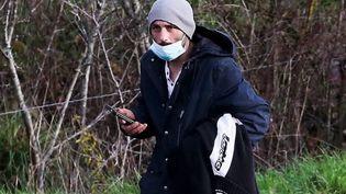 Cédric Jubillar sera entendu vendredi 15 octobre par les juges dans l'enquête sur la disparition de son épouse, Delphine Jubillar, en décembre dernier. L'homme a été mis en examen et placé en détention provisoire depuis le mois de juin. (CAPTURE ECRAN FRANCE 2)