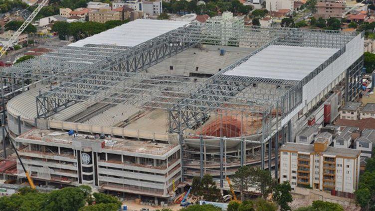 L'Arena de Baixada (Curitiba) (CHRISTOPHE SIMON / AFP)