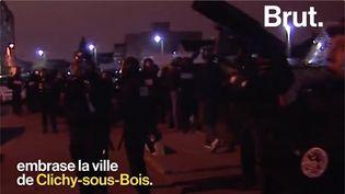 VIDEO. Il y a 15 ans, la mort de Zyed Benna et Bouna Traoré provoque la fureur de la population (BRUT)