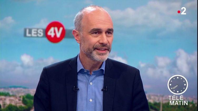 Gilles Boyer (LREM) (France 2)