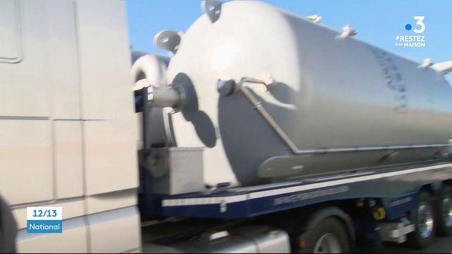 Coronavirus : les chauffeurs routiers peuvent exercer leur droit de retrait