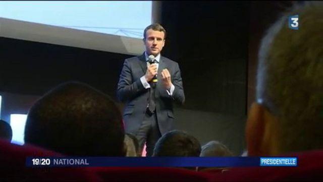 Présidentielle 2017 : au Medef, Macron, Le Pen et Fillon face aux patrons