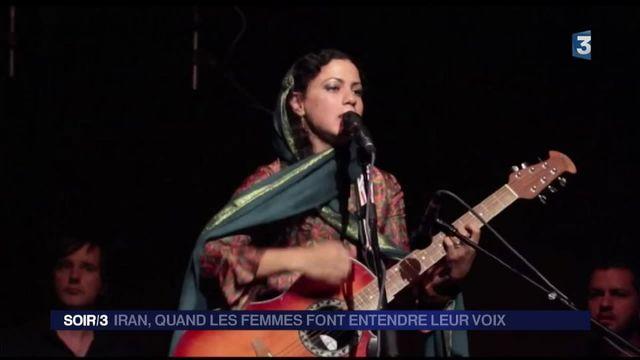 Iran : quand les femmes font entendre leur voix