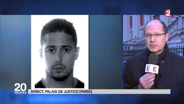 Attentat déjoué en France : Reda Kriket a été mis en examen