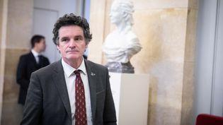 Le député du Morbihan Paul Molac, à l'Assemblée nationale, le 23 janvier 2019. (ALEXIS SCIARD  / MAXPPP)