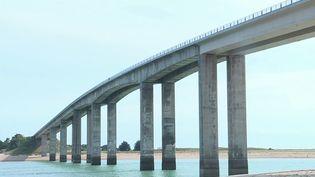 Le pont de Noirmoutier a été construit il y a cinquante ans, synonyme d'une plus grande liberté pour les habitants de l'île. (CAPTURE D'ÉCRAN FRANCE 3)