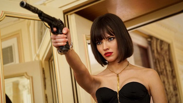 """Sasha Luss dans le film de Luc Besson """"Anna"""" (Copyright STUDIOCANAL / Shanna Besson)"""