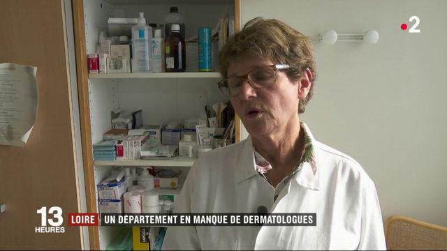 Loire : un département en manque de dermatologues