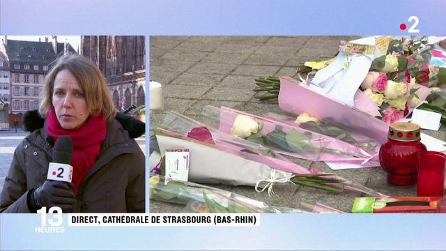 Strasbourg : une cérémonie d'hommages prévue dans la cathédrale