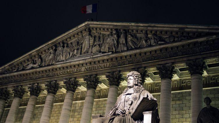 L'Assemblée nationale.  (Joël SAGET / AFP)