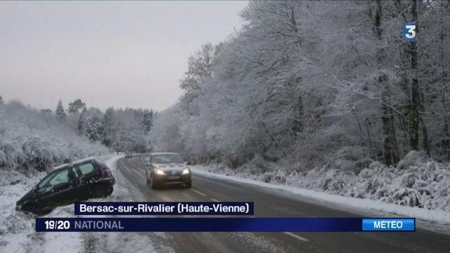 Neige : de fortes perturbations dans toute la France