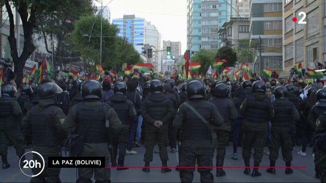 Bolivie : des émeutes et une grève générale sur fond de fraude électorale