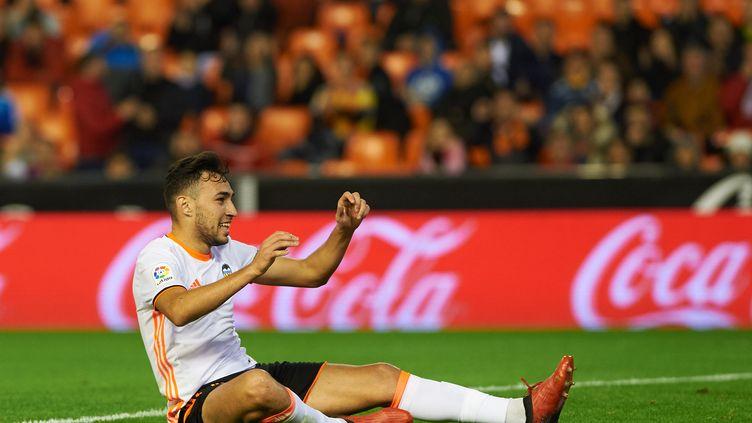 Munir El Haddadi et Valence n'ont pu faire mieux que match nul face à Osasuna (MARIA JOSE SEGOVIA / NURPHOTO)