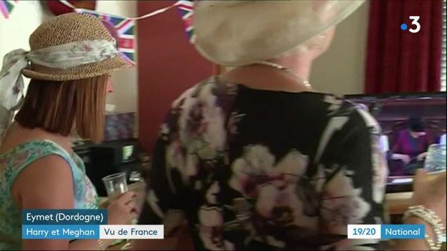 Mariage de Harry et Meghan : la cérémonie vu de France