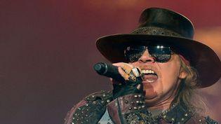 Axl Rose, chanteur de Guns'n'Roses, remplacera-t-il Brian Johnson chez AC/DC ?  (Ethan Miller / Getty Image)