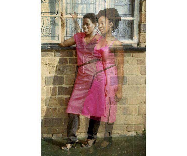 """Lebohang Kganye, """"Setupung sa kwana hae II"""", 2013 (© Lebohang Kganye, courtesy AFRONOVA Gallery, Johannesbourg, Afrique du Sud)"""