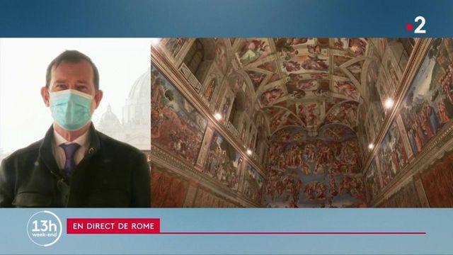 Covid-19 : les restaurants et les musées rouvrent leurs portes en Italie