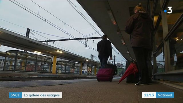 SNCF : la galère des usagers