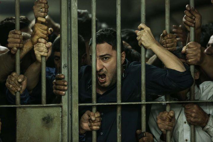 "Navid Mohammadzadeh dans ""La Loi de Téhéran"" deSaeed Roustayi (2021). (BOSHRA FILMS 2019 / WILD BUNCH)"