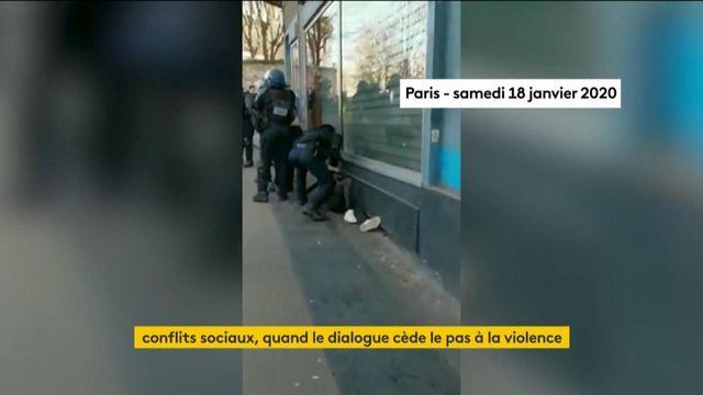 Conflits sociaux : la violence prend le pas sur le dialogue