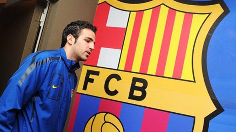 Arsenal et Barcelone se sont mis d'accord pour le transfert de Cesc Fabregas au Barca