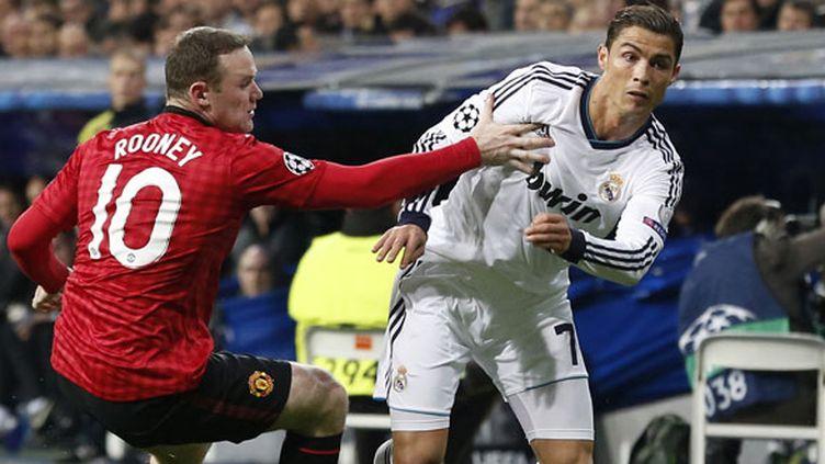 Wayne Rooney et Cristiano Ronaldo vont à nouveau se croiser sur la pelouse d'Old Trafford