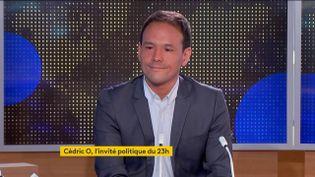 Cédric O (FRANCEINFO)