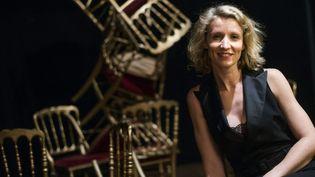 "Alexandra Lamy dans ""La Vénus au phacochère""  (Benjamin Girette / IP3 PRESS /MAXPPP)"