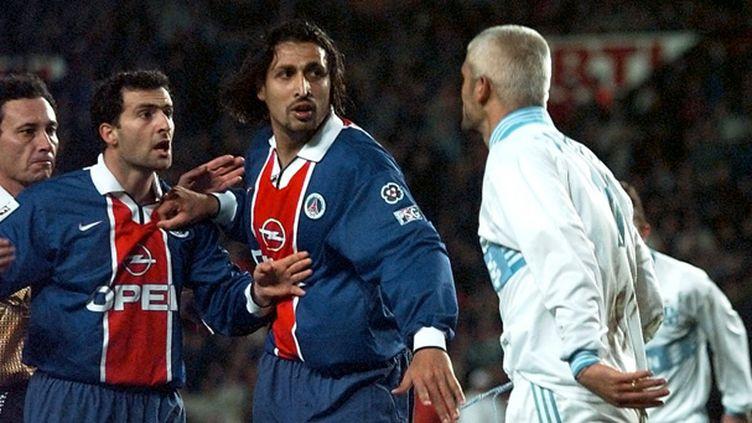 Ravanelli face à Rabésandratana en 1997