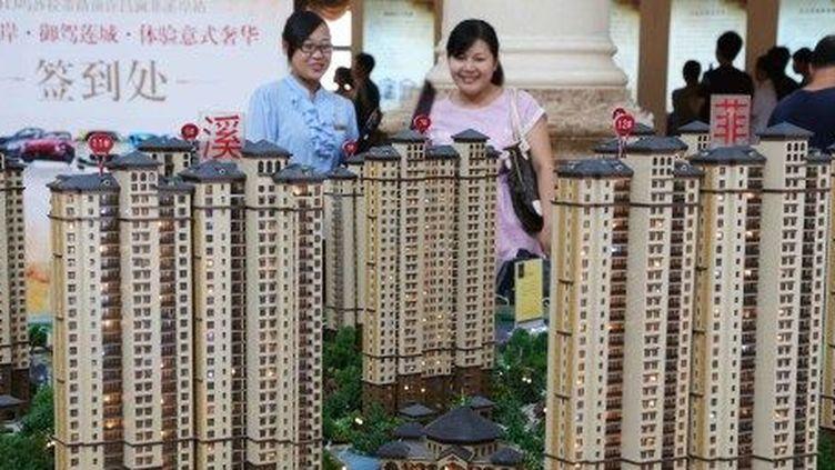 Alors que les prix des logements en Chine connaissent une augmentation de plus en plus rapide, les secteurs de la construction et de l'immobilier sont touchés par la corruption. (GENG GUOQING XC / IMAGINECHINA)