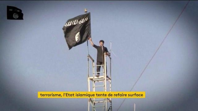 Terrorisme : l'Etat islamique tente de refaire surface en Irak et en Syrie